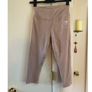 Gymshark Dreamy Cropped Leggings Size S